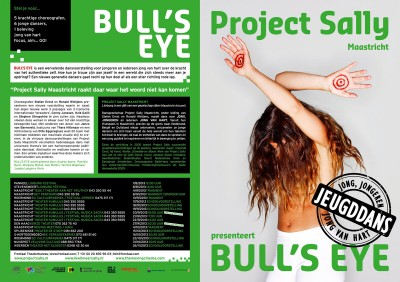 Project Sally Bull's Eye flyer