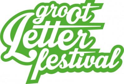 Letterfestival logo groen