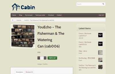 Cabin Music