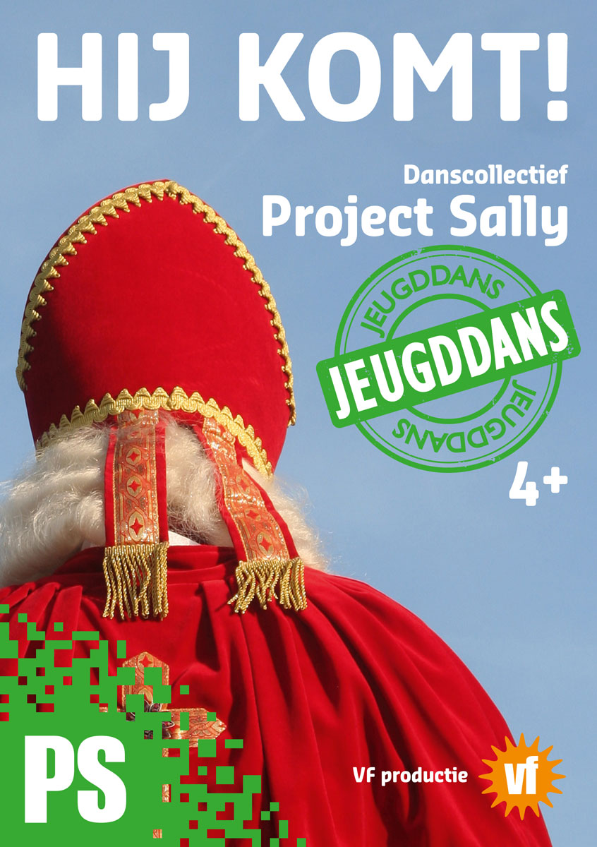 Project Sally HIJ KOMT poster