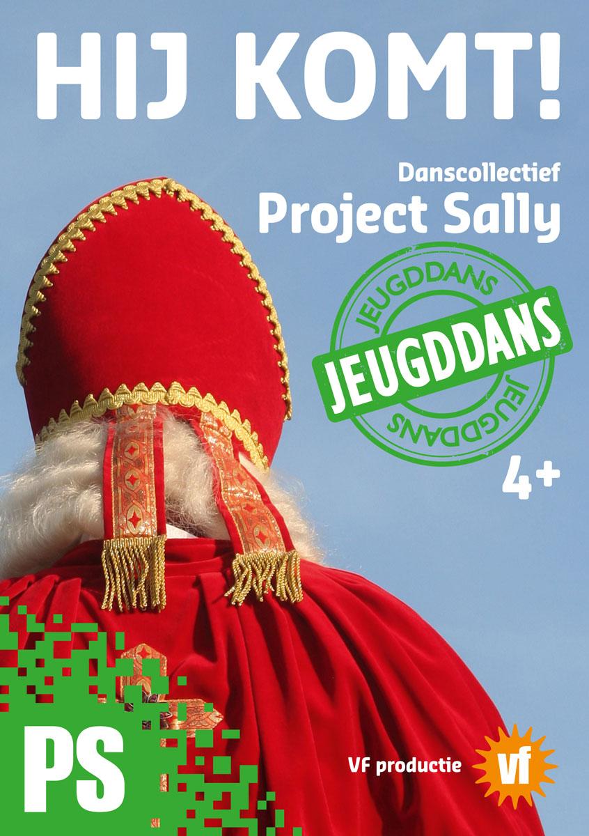 Project Sally HIJ KOMT poster