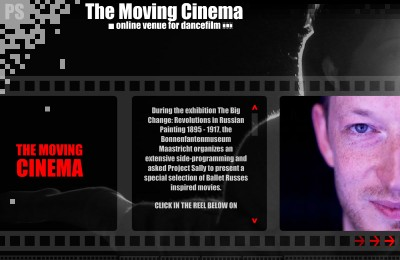 The Moving Cinema