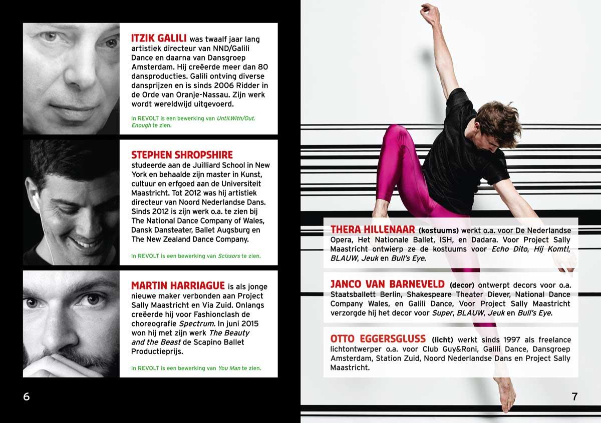 Project Sally REVOLT magazine